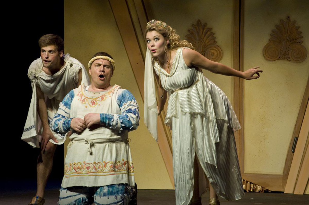 A Funny Thing Happened on the Way to the Forum at LOOK Musical Theatre Company